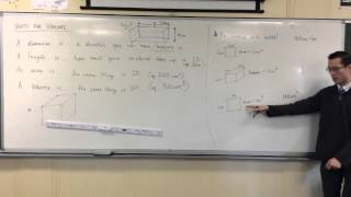 Converting between metric units (1 of 3: basic ideas & traps to avoid)
