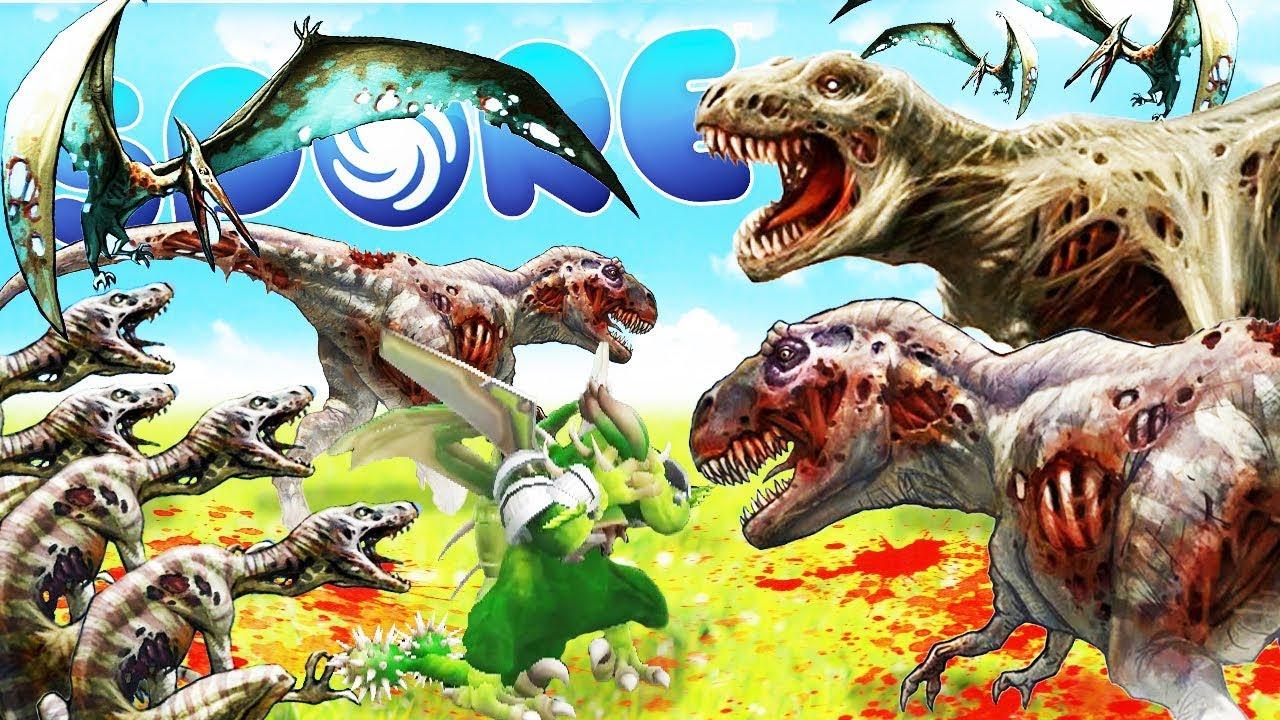 El Ataque De Los Dinosaurios Zombies Spore 4 Ep 20 Youtube 1,724 likes · 47 talking about this. el ataque de los dinosaurios zombies spore 4 ep 20