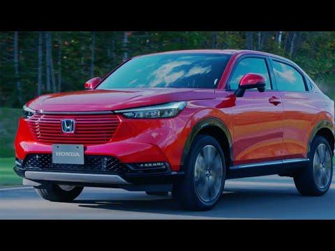 Nuovo Honda HR V 2022