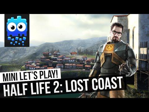 Let's Play!  Half Life 2 Lost Coast...