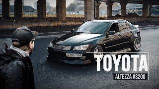 🀄 Toyota Altezza НЕ для уличного дрифта!