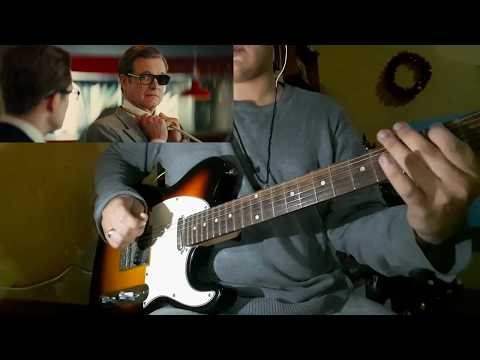 The BossHoss Ft. Cameo - Word Up (Remix) Guitar Cover [Kingsman - The Golden Circle ''version'']