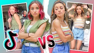 Who Will go VIRAL on TikTok? | Twin VS Twin #WithMe
