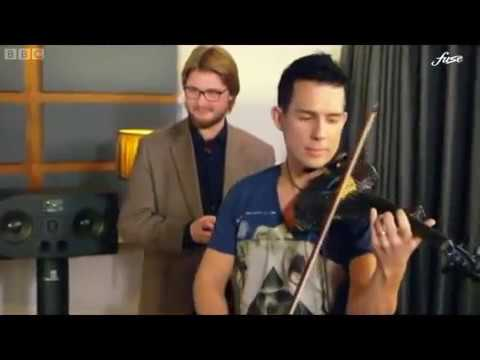 ly Amazing BBC TV : Ben Lee Breaks Fastest Violin Player Guinness World Record