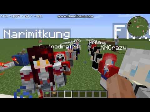 รวมเหล่าคนดังนักแคสเกม Minecraft ใว้ที่เดียว (ที่ผมรู้จักนะ)