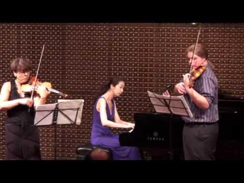 Navarra, Op 33 Sarasate   Mihaela Martin, Sage McBride and Kyoung Im Kim