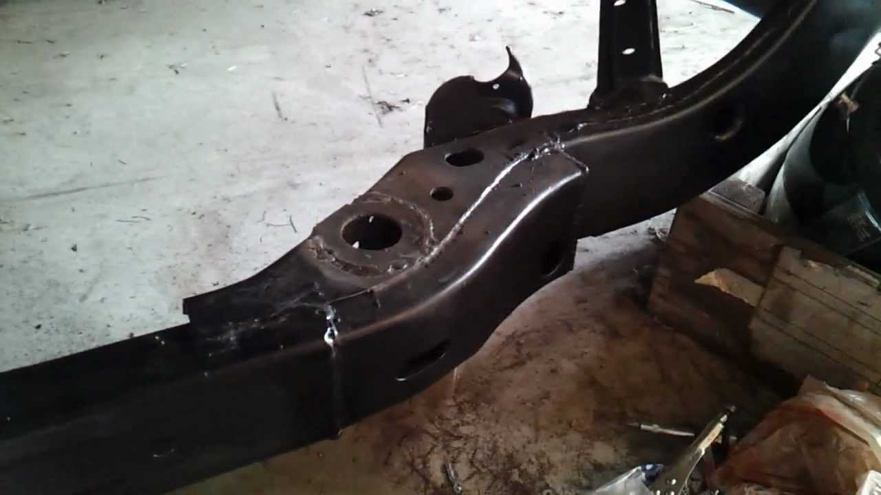Cutlass Body Mounts Repaired Youtube