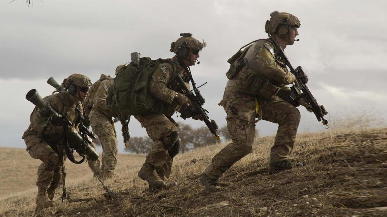 U.S. Army Rangers – 75th Ranger Regiment – Task Force Training