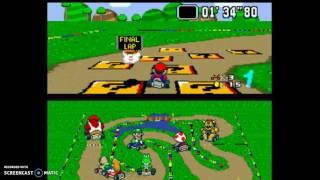 Soy METEORO / Mario Kart Copa Hongo 50 cc Primera Parte