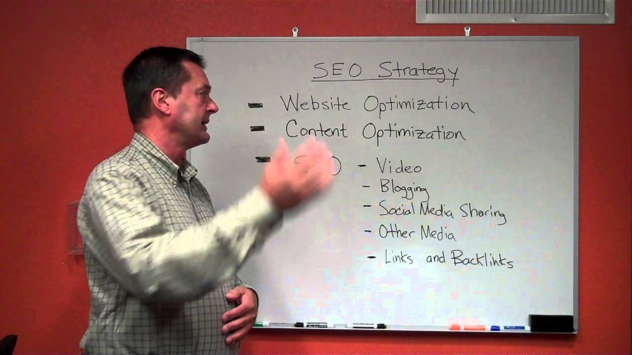 An SEO Strategy Template for You YouTube – Seo Plan Template