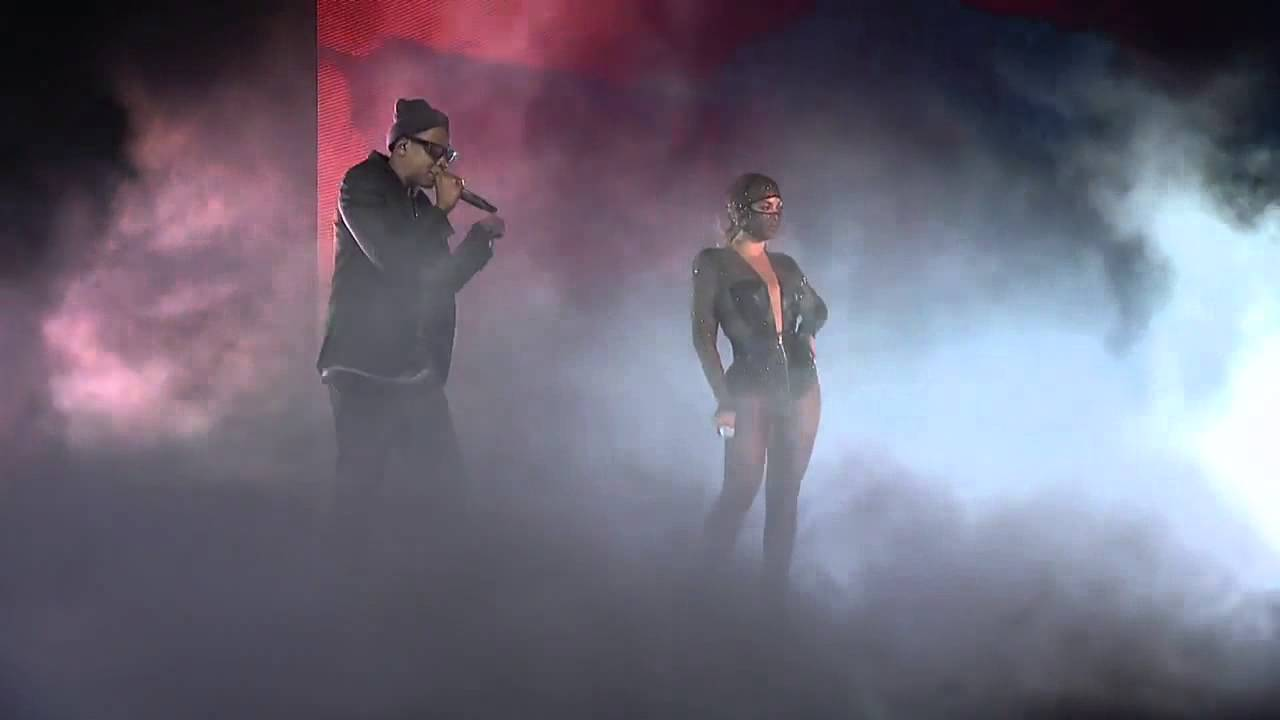 "Beyoncé and Jay Z Kick Off ""On The Run"" Tour in Miami (HD 720p)"