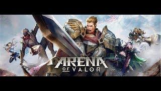 Arena of Valor / Strike of kings | Guía completa del juego, inicios y consejos | Guía española.