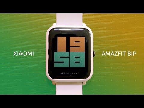 Умные часы Xiaomi Amazfit Bip - Apple Watch для народа?