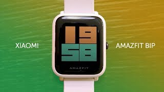 Умные часы Xiaomi Amazfit Bip - Apple Watch для народа?