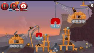 Angry Birds Star Wars 2 Master your destiny All levels (Pork Side)