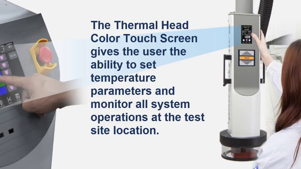 Thermal stream temperature test systems youtube for Thermal watches