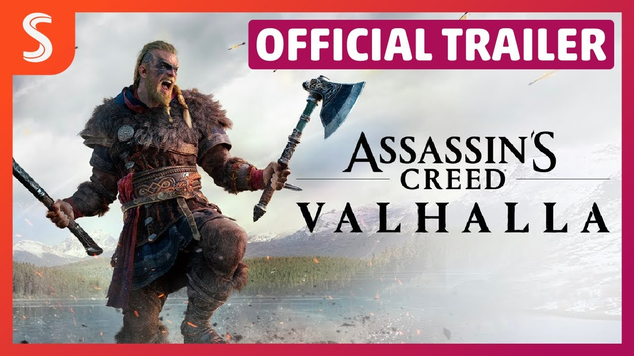 First Look At Assassin S Creed Valhalla Gameplay