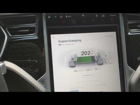 How To Reboot The Tesla System if the Center Display Screen Goes Blank / Dark