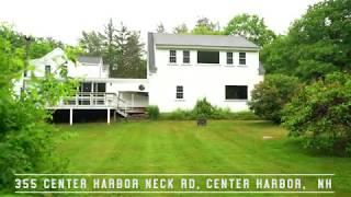 355 Center Harbor Neck Rd, Center Harbor, NH