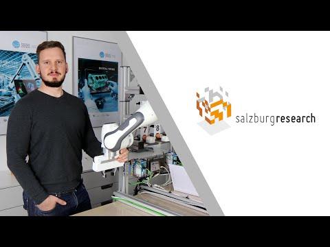 Salzburg Research Einblicke: Armin Niedermüller
