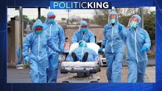 PoliticKing. Коронавирус в экономике США
