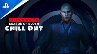 Hitman 3 – Season of Sloth (Roadmap Trailer) | PS5, PS4, PS VR