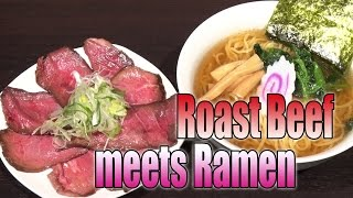 "An American ramen maniac Brian seeks for an ultimate ramen in the ""..."