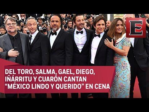 Download Youtube: Mexicanos arman la fiesta en Cannes