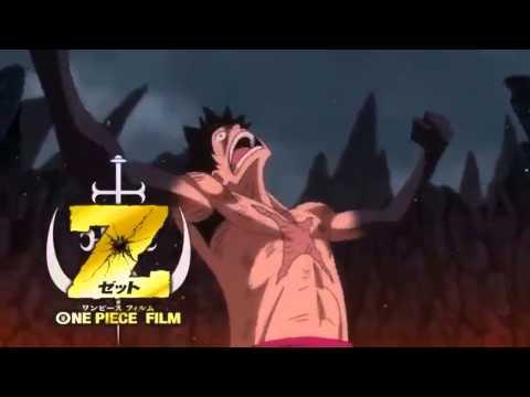 One Piece Movie 12 One Piece Film Z Trailer