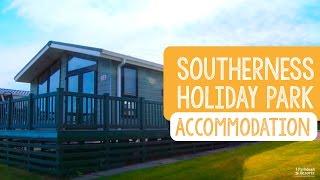 Southerness Holiday Park Accommodation, Scotland