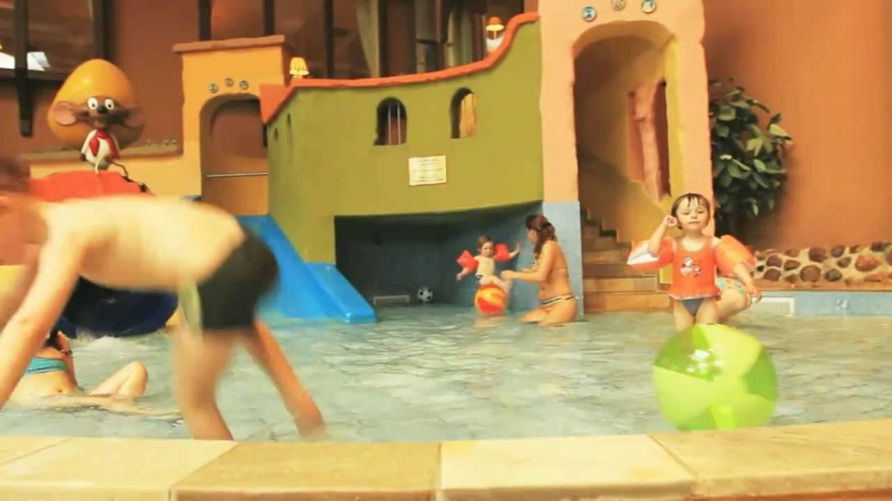 Van der Valk Resort Linstow Erlebnisbad Reiten Bowling ...