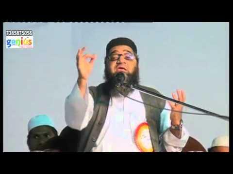 HAZRATH MAULANA QARI AHMED ALI SAHAB AURANGABAD BAYAN
