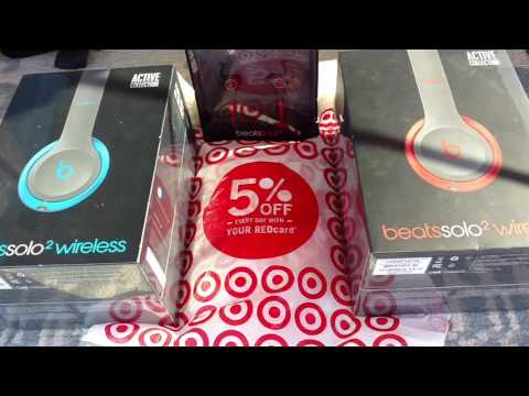 Target: BEST Price for Beats by Dr. Dre! Ends 11/10