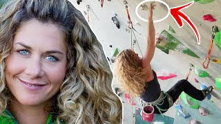 CLIMB UNTIL YOU FALL - CECILIE SKOG | PROJECT 7B+ (Episode 1)