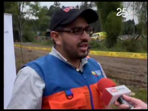 Bomberos y Cruz Roja de varias ciudades postulan para acreditación