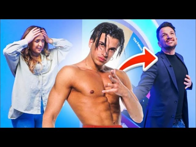 Sky TV - What Should I Watch? - Peter Andre & Bambino Becky
