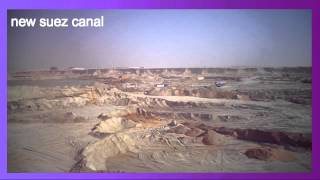New Suez Canal archive drilling and dredging in the January 2, 2015