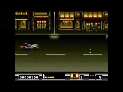 Batman Genesis - Gotham City Street Modern Remake
