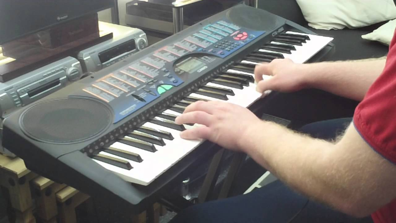 casio ctk 495 keyboard 100 sounds features part 1 2 youtube rh youtube com casio ctk 451 keyboard manual Casio CTK- 611