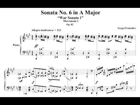Prokofiev: Sonata No.6 in A Major, Op.82 (Chiu, Lugansky)