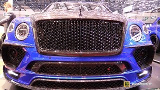 2018 Bentley Bentayga Mansory Bleurion Collage - Exterior and Interior Walkaround