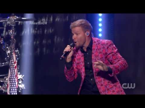 Cover Lagu Backstreet Boys: iHeart Radio Music Festival - Night 1 on CW STAFABAND