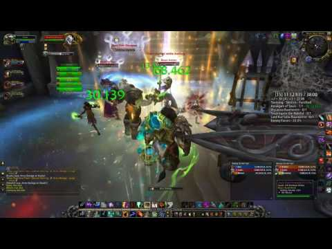 BRH +15 2 Chest Resto Shaman POV