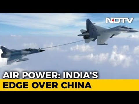 Exclusive: Why Indian Air Force May Best Chinese Jets In An Air Battle Over  Tibet