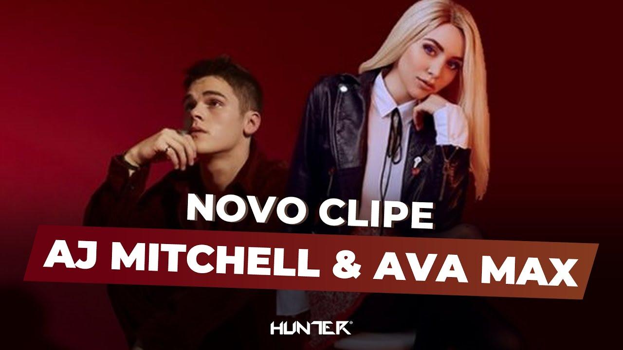 Download Novo clipe de AJ MITCHELL e AVA MAX - Drop Hunter.FM