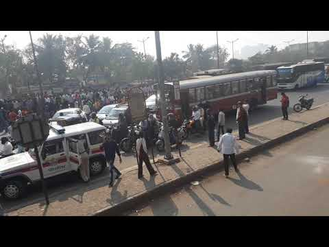 Dalit protests in Maharashtra after Bhima Koregaon violence