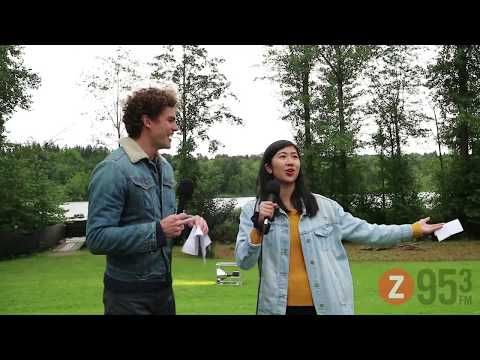 Vance Joy Interview + Continuous Story Challenge with Syd the Intern