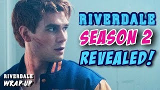 RIVERDALE Season 2 RECAP | BLACK HOOD MYSTERY & EASTER EGGS REVEALED!