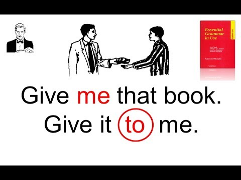 Give Me That Book. Give It  To  Me.