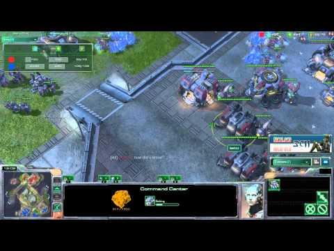 NicoLoco Starcraft 2 Commentary / Karaoke TvT